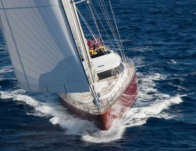 Sailing yacht HELIOS 